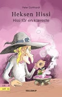 Heksen Hissi #2: Hissi får en kæreste - Peter Gotthardt