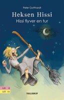 Heksen Hissi #4: Hissi flyver en tur - Peter Gotthardt