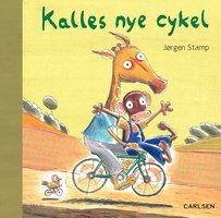 Kalles nye cykel - Jørgen Stamp