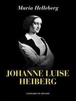 Johanne Luise Heiberg - Maria Helleberg