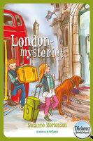 Londonmysteriet - Suzanne Mortensen