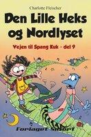 Vejen til Spang Kuk #9: Den Lille Heks og Nordlyset - Charlotte Fleischer