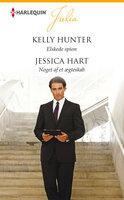 Elskede spion / Noget af et ægteskab - Kelly Hunter,Jessica Hart