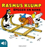 Rasmus Klump bygger en kane - Carla Og Vilh. Hansen