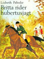 Britta rider hubertusjagt - Lisbeth Pahnke
