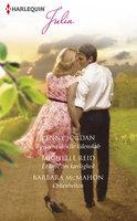 Fyrstens skjulte lidenskab/Et løfte om kærlighed/Ørkenhelten - Penny Jordan, Michelle Reid, Barbara McMahon