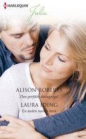 Den perfekte datingregel / En anden mands barn - Alison Roberts,Laura Iding