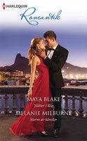 Nätter i Rio / Storm av känslor - Melanie Milburne,Maya Blake