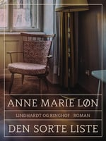 Den sorte liste - Anne Marie Løn