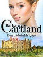 Den gådefulde pige - Barbara Cartland