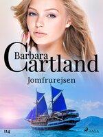 Jomfrurejsen - Barbara Cartland