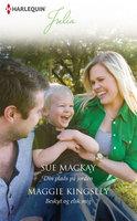Din plads på jorden / Beskyt og elsk mig - Sue MacKay,Maggie Kingsley