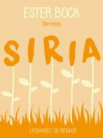 Siria - Ester Bock