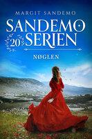 Sandemoserien 20 - Nøglen - Margit Sandemo