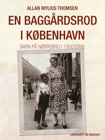 En baggårdsrod i København. Barn på Nørrebro i 1950 erne - Allan Mylius Thomsen
