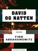 David og natten - Finn Abrahamowitz