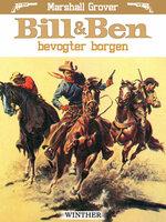 Bill og Ben bevogter borgen - Marshall Grover