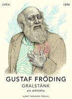Gralstänk : Ett dikthäfte - Gustaf Fröding