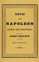 Bevis att Napoleon aldrig har existerat : Stort erratum - Jean-Baptiste Pérès