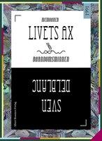 Livets ax : Barndomsminnen - Sven Delblanc