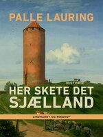 Her skete det – Sjælland - Palle Lauring
