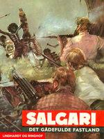 Det gådefulde fastland - Emilio Salgari