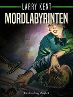 Mordlabyrinten - Larry Kent