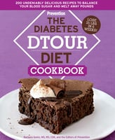 The Diabetes DTOUR Diet Cookbook - The Prevention, Quinn Barbara