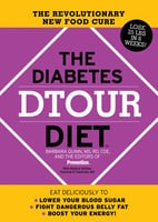 The Diabetes DTOUR Diet - Francine Kaufman, Barbara Quinn, The Prevention