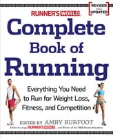 Runner's World Complete Book of Running - Amby Burfoot