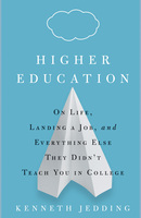 Higher Education - Kenneth Jedding