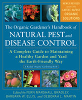 The Organic Gardener's Handbook of Natural Pest and Disease Control - Barbara Ellis, Deborah Martin, Fern Bradley