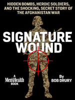 Signature Wound - Bob Drury