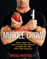 Men's Health Muscle Chow - Gregg Avedon