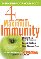 4 Weeks to Maximum Immunity - The Prevention, Kim Galeaz