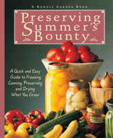 Preserving Summer's Bounty - Rodale Center, Susan McClure