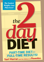The 2-Day Diet - The Prevention, Sari Harrar
