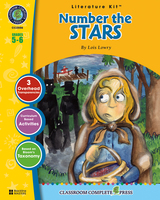 Number the Stars - Literature Kit Gr. 5-6 - Nat Reed