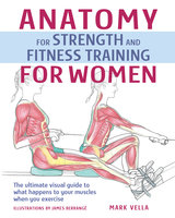 Anatomy for Strength and Fitness Training For Women - Mark Vella
