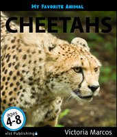 My Favorite Animal: Cheetahs - Victoria Marcos