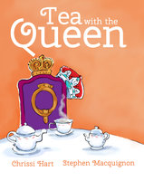 Tea with the Queen - Chrissi Hart