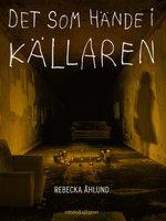Det som hände i källaren - Rebecka Åhlund