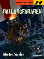 Ballongfararen - Mårten Sandén