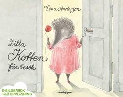 Lilla Kotten får besök - Lena Anderson