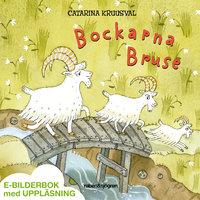 Bockarna Bruse - Catarina Kruusval