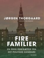 Fire familier - Jørgen Thorgaard