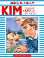 Kim og de skjulte juveler - Jens K. Holm
