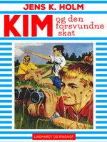 Kim og den forsvundne skat - Jens K. Holm