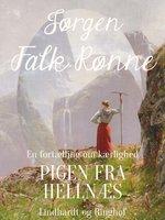 Pigen fra Hellnæs - Jørgen Falk Rønne