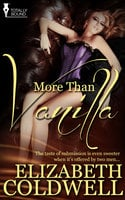More than Vanilla - Elizabeth Coldwell